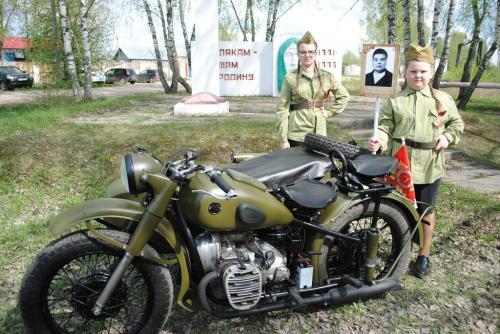 Irbit М-72 (1951) c.n. Defender